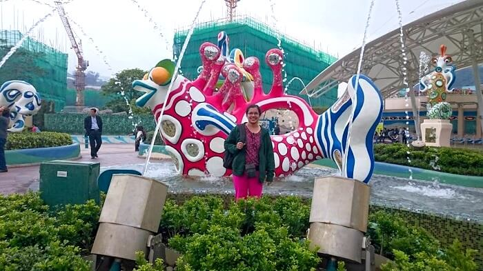 Things to do at Ocean Park Hong Kong