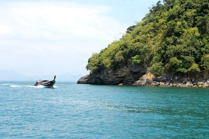 serene getaways in Thailand