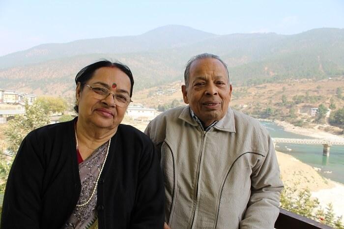Enroute Thimphu