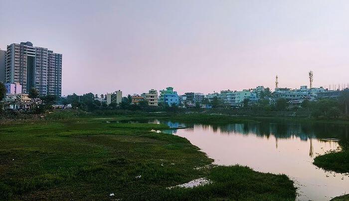 JP Nagar Outskirts