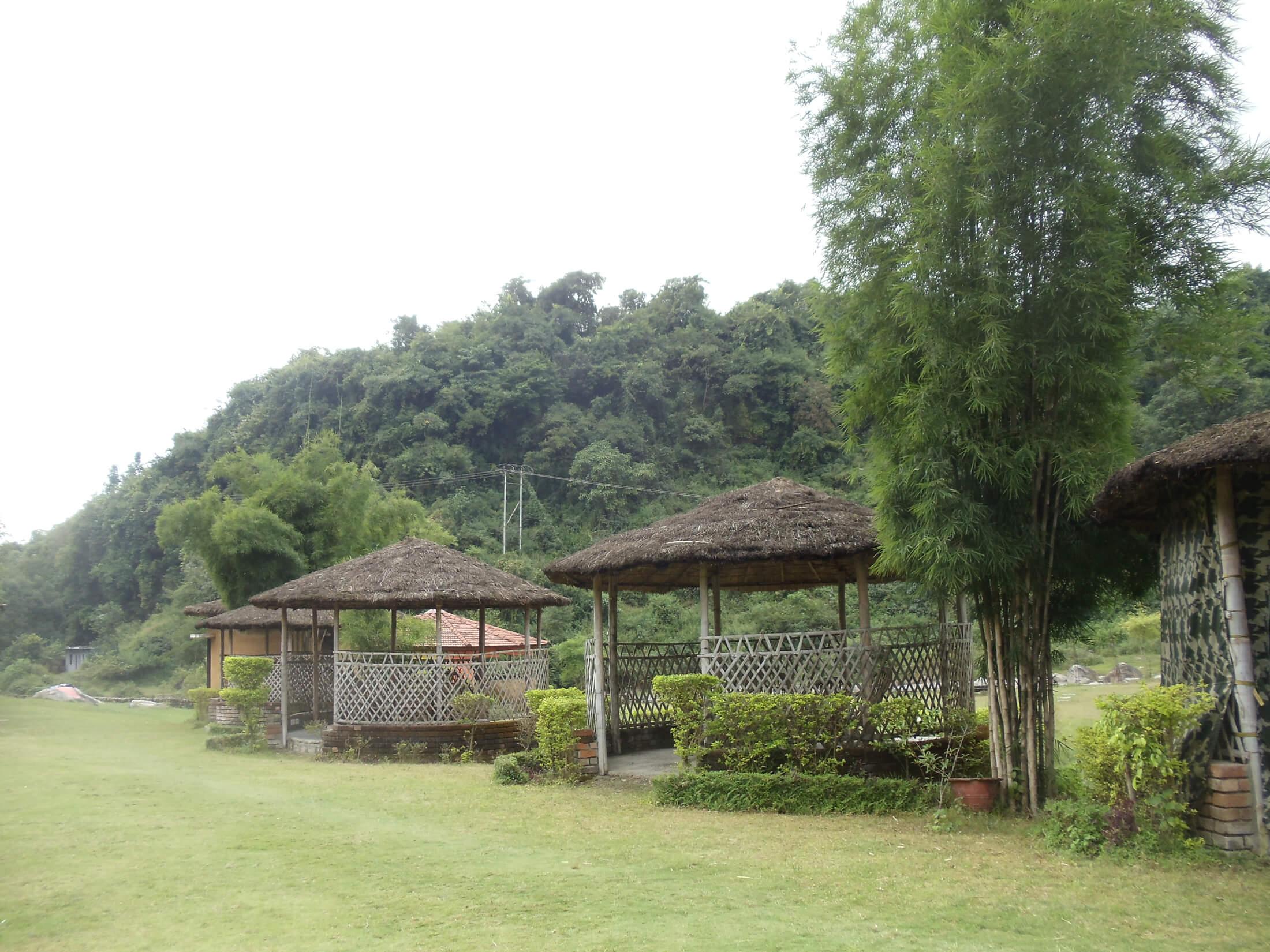 Bamboo Gizmos in Rio Resort Dehra