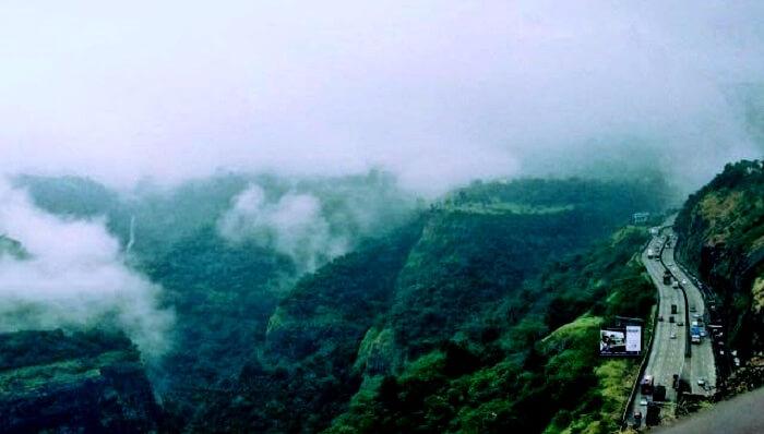 Mumbai drive to lonavala