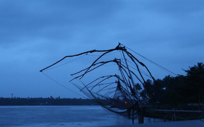 Munambam Beach in Kochi