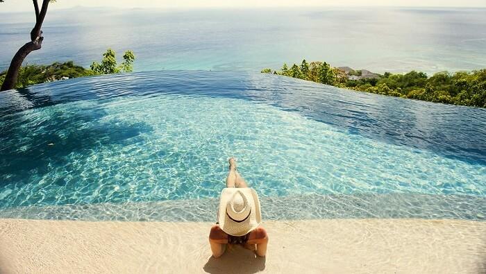 Kate Middleton Mustique Island