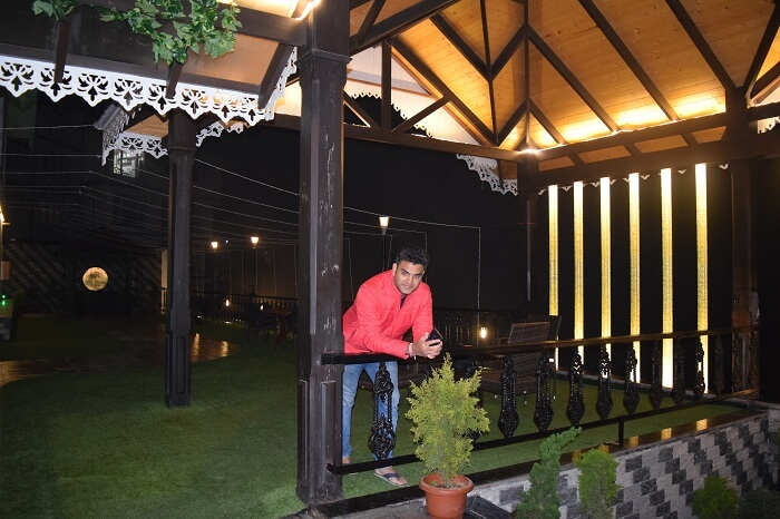 Sian resort in Darjeeling
