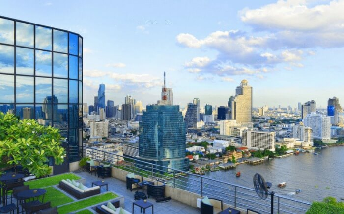 Three Sixty at Millennium Hotel, Bangkok