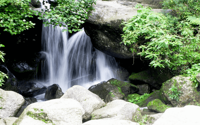Waterfall in Panchpula
