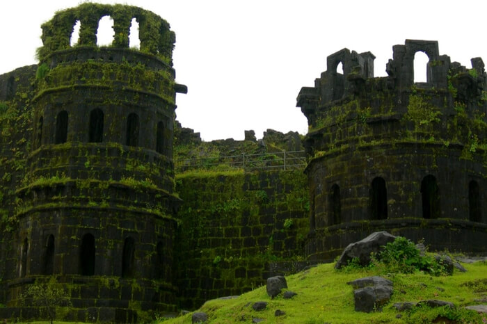 Amazing view of Karnala Fort in Raigad