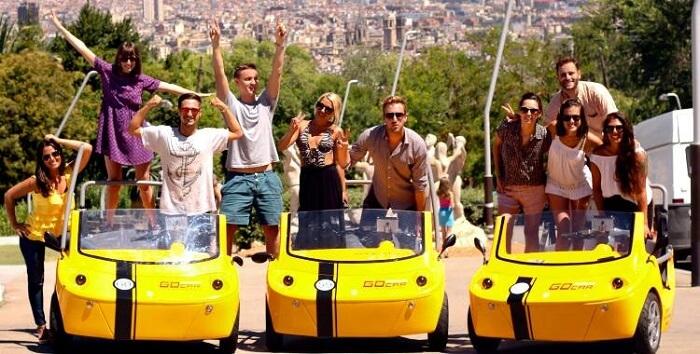 go car barcelona