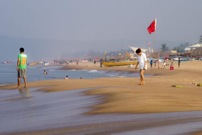 beaches near Pune