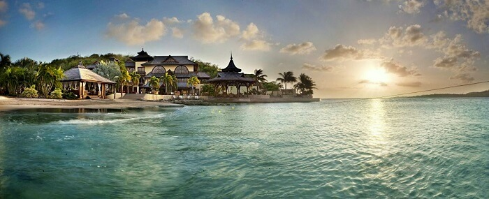 luxury islands in the world