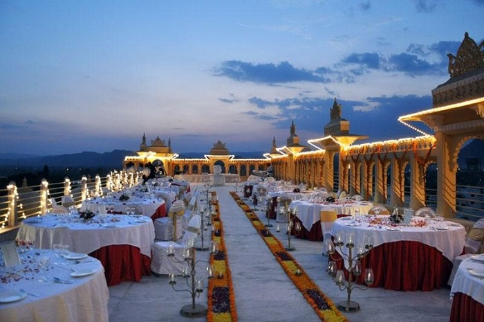 best wedding venues udaipur
