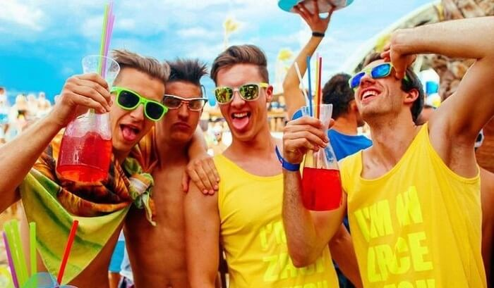 Top 10 bachelor party destinations