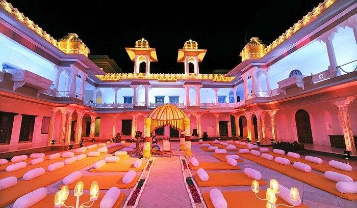 wedding at fategarh