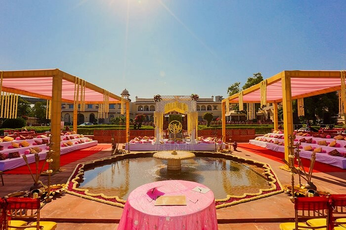 10 Best Wedding Venues In Jaipur