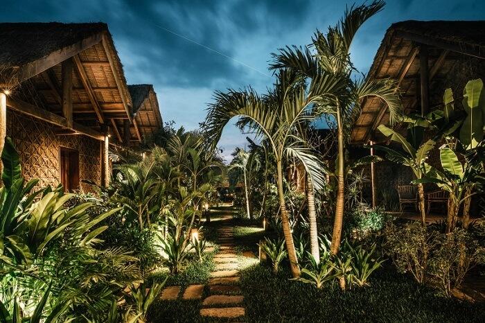 Phum Baitang villas in Siem Reap