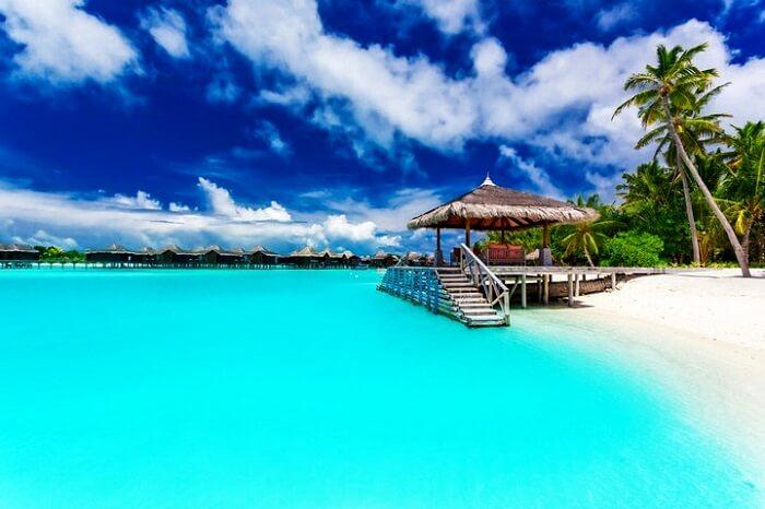 Island In French Polynesia