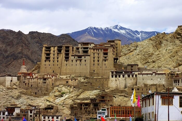 Royal Leh Palace