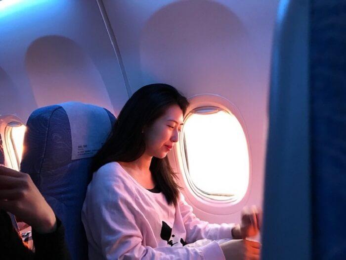 flight to mongolia