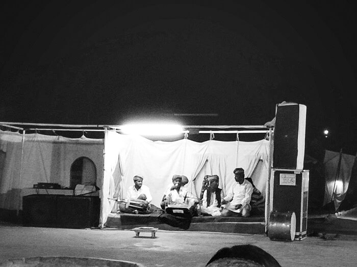 rajasthani folk performance