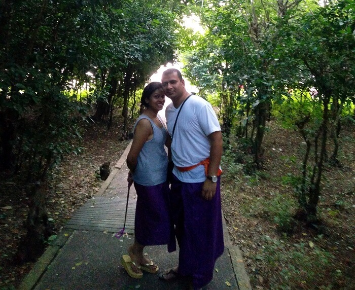romantic trip to Bali