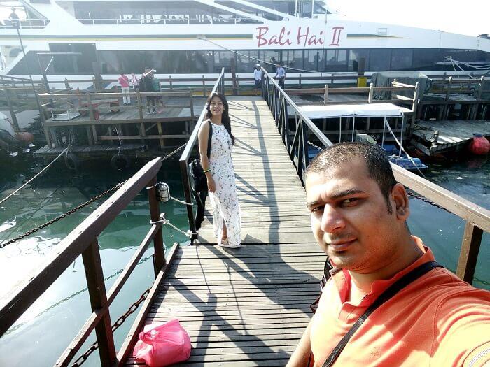cruising in Bali