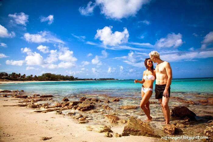 Gold Rock Beach, Grand Bahama Island