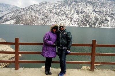 romantic trip to Sikkim