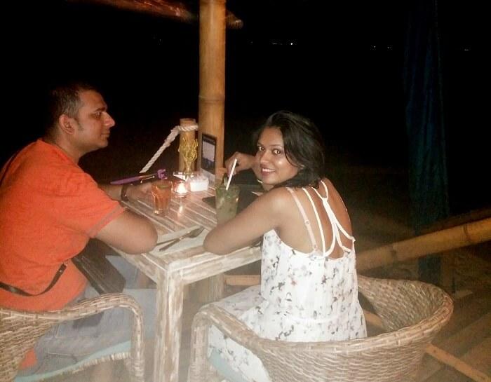 beach restaurants in Bali