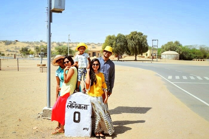 vacation in jaisalmer