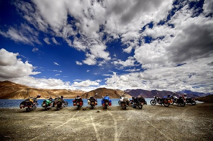 bike rentals for ladakh tour