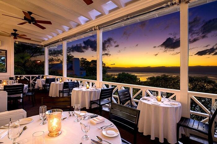 Rock House Restaurant, Bahamas