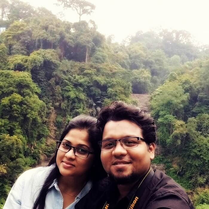 couple trip to Kerala