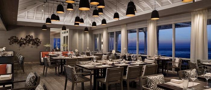 Dune Restaurant, Bahamas