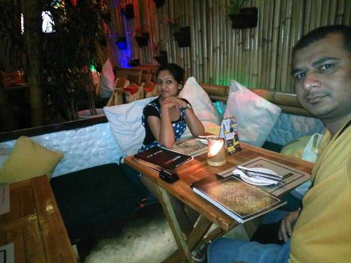 romantic restaurants in Bali