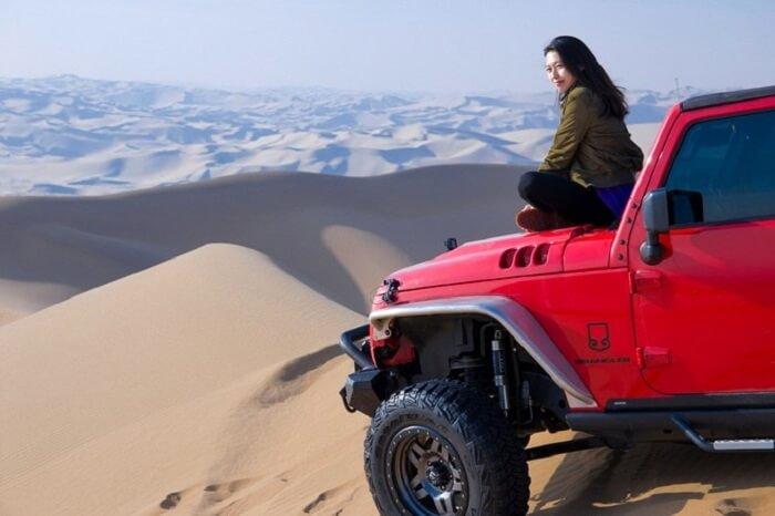 tengger desert tour