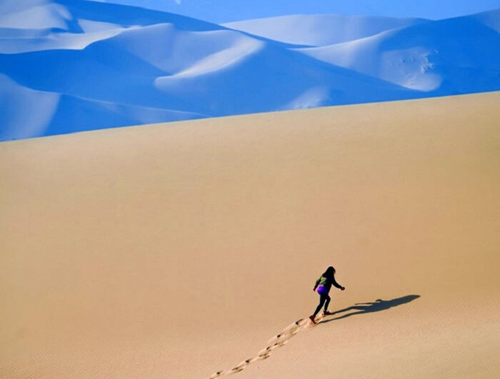 trip to mongolia
