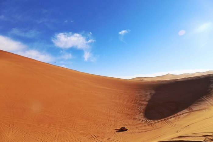 best time to visit tengger desert