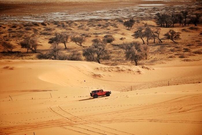 tengger desert mongolia