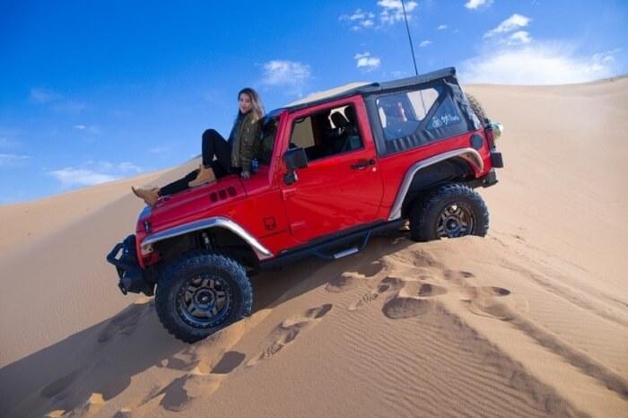 things to do in tengger desert