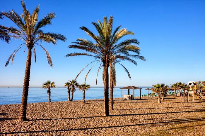 La Marbella beach Barcelona