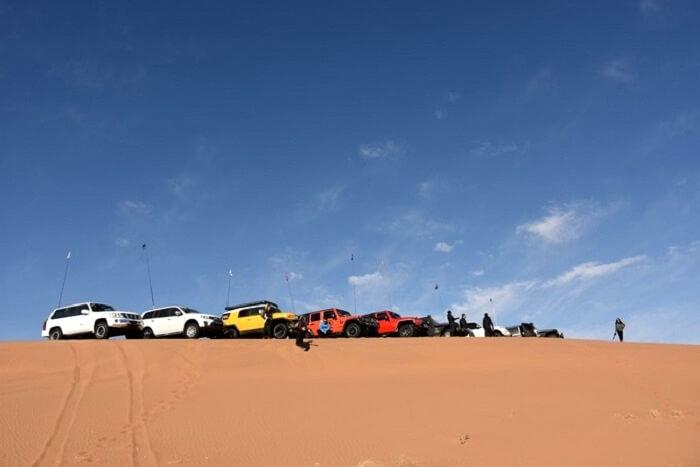 deserts in inner mongolia