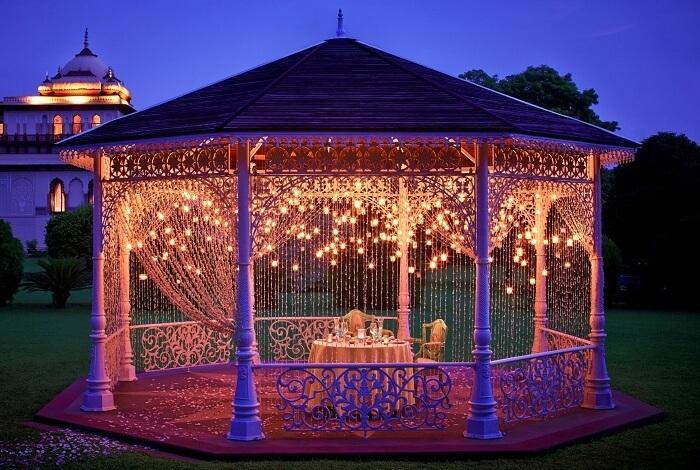 Top 10 Romantic Restaurants In Jaipur