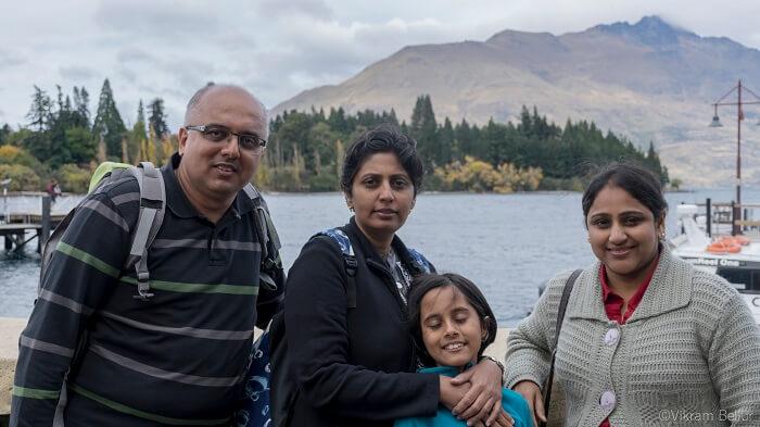 family trip new zealand