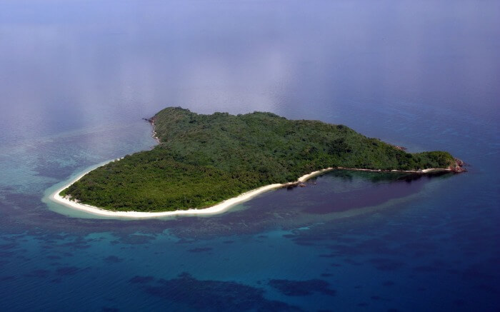 Dao Island in Phillipines