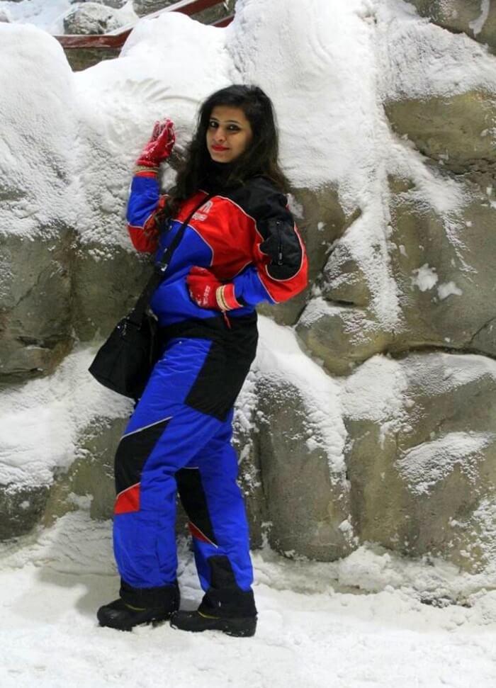 Dubai Snow Park