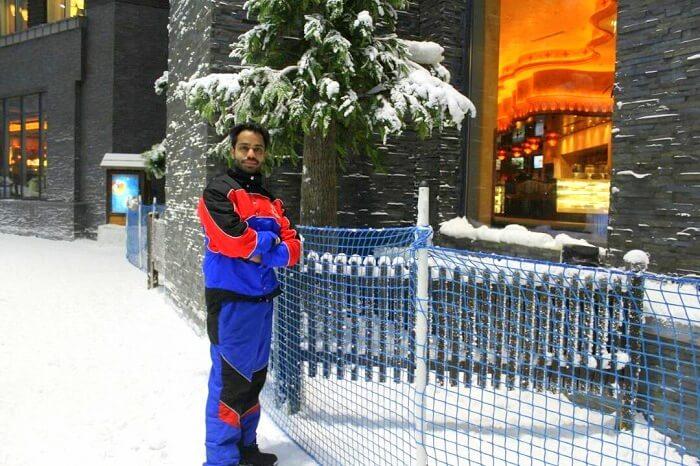 Snow Park Dubai