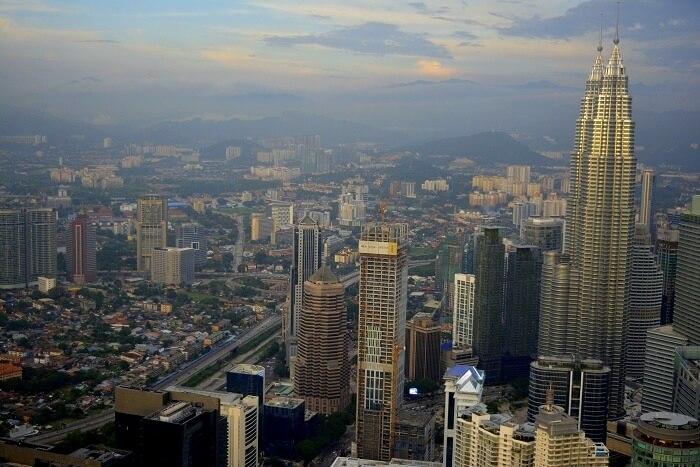 malaysia kl towers tour
