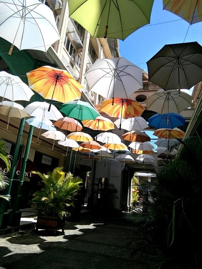 umbrella market in mauritius