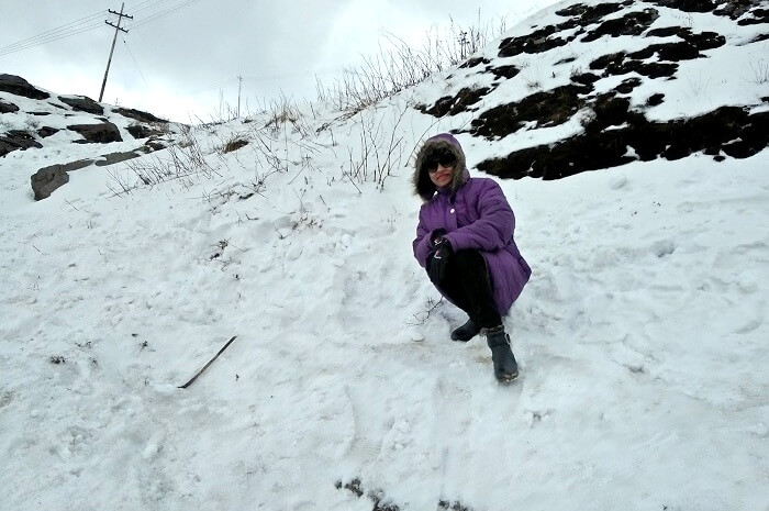 cold weather in sikkim